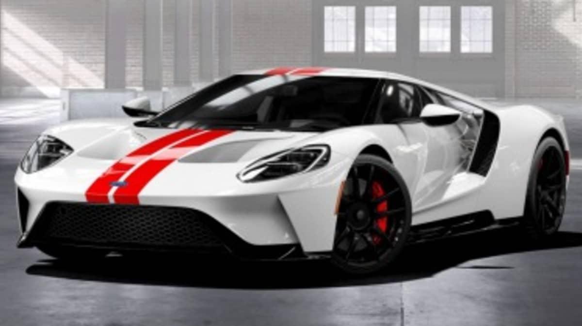 Australian tech for Ford GT supercar