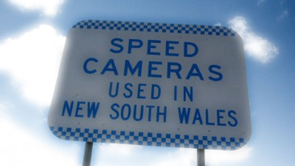 Speed Cameras NSW - Record Revenue Yet Rising Road Toll