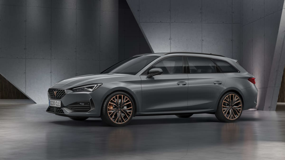 Cupra to debut new Leon range at 2020 Geneva motor show, hybrid included