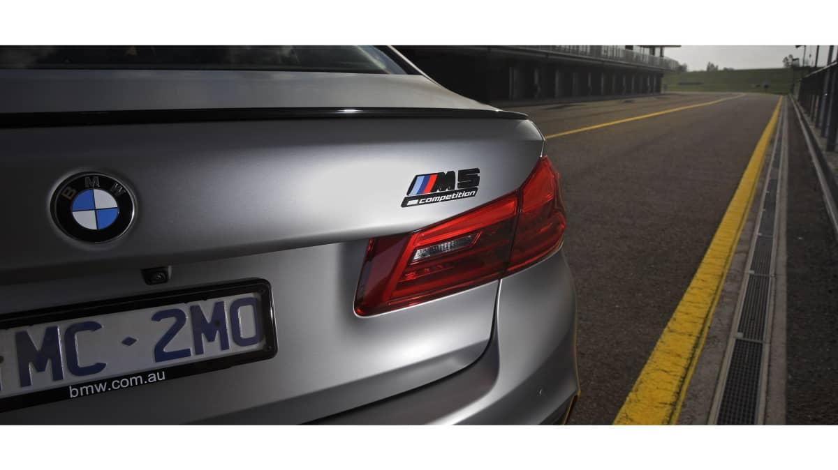 BMW M5 Competition 2018 Review-2