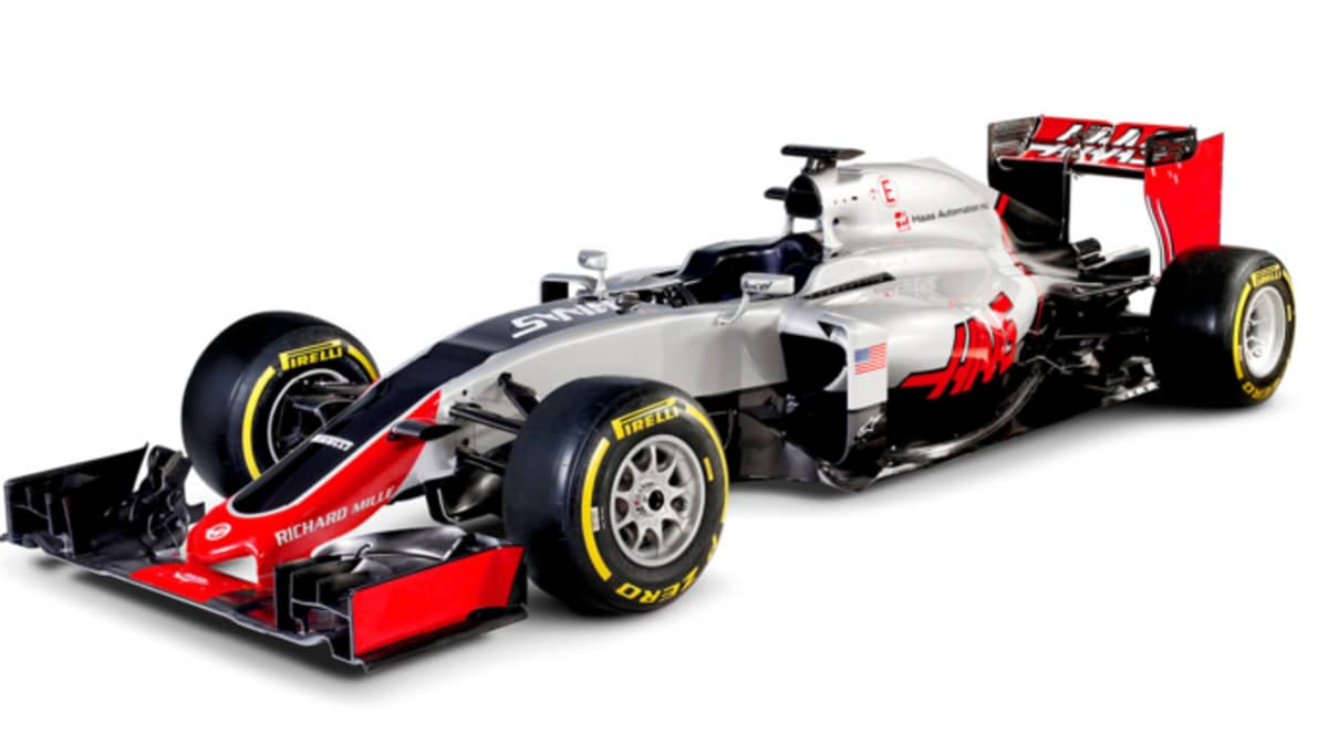 Formula 1 - New Cars Unveiled For 2016 Season Including Haas VF-16