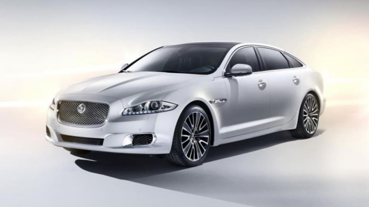 Jaguar XJ Ultimate Released In China