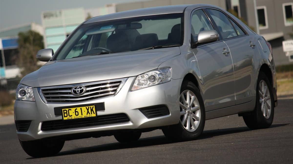 2010 Toyota Aurion AT-X Road Test Review