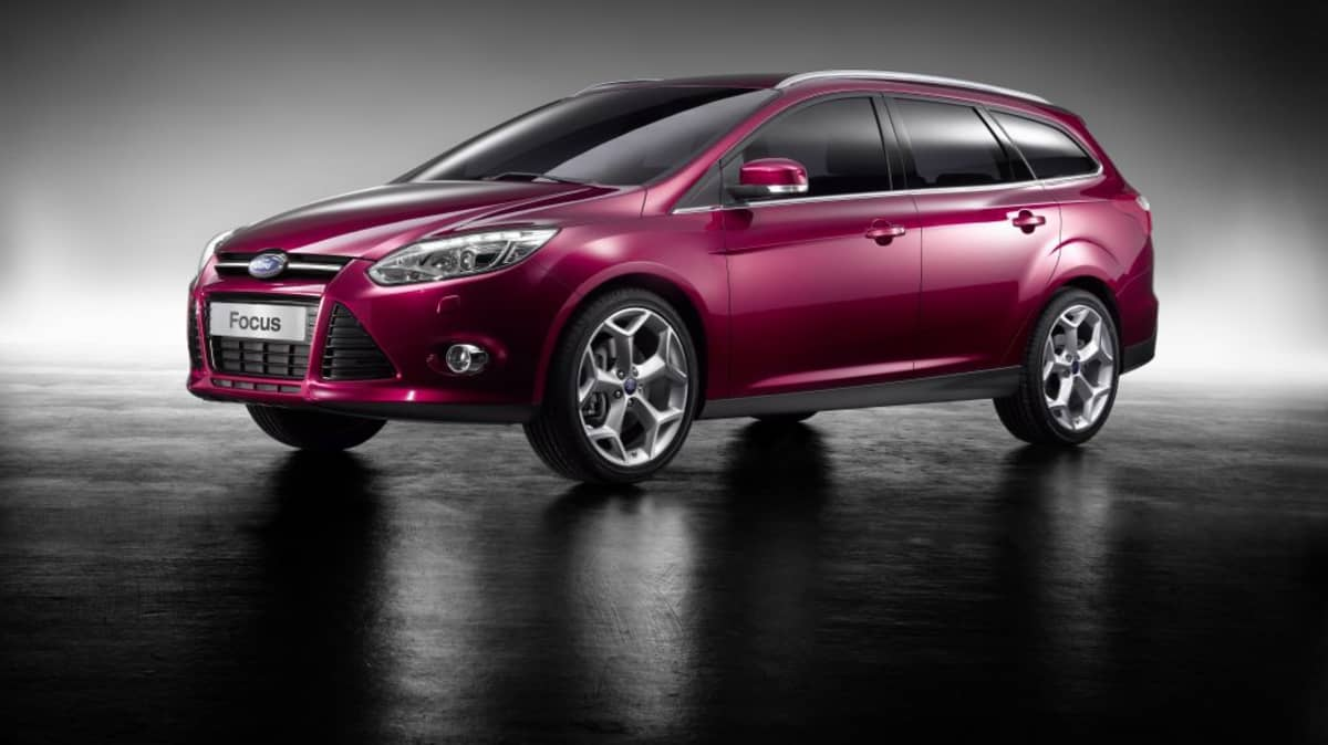 2011 Ford Focus Wagon Revealed Ahead Of Geneva Motor Show