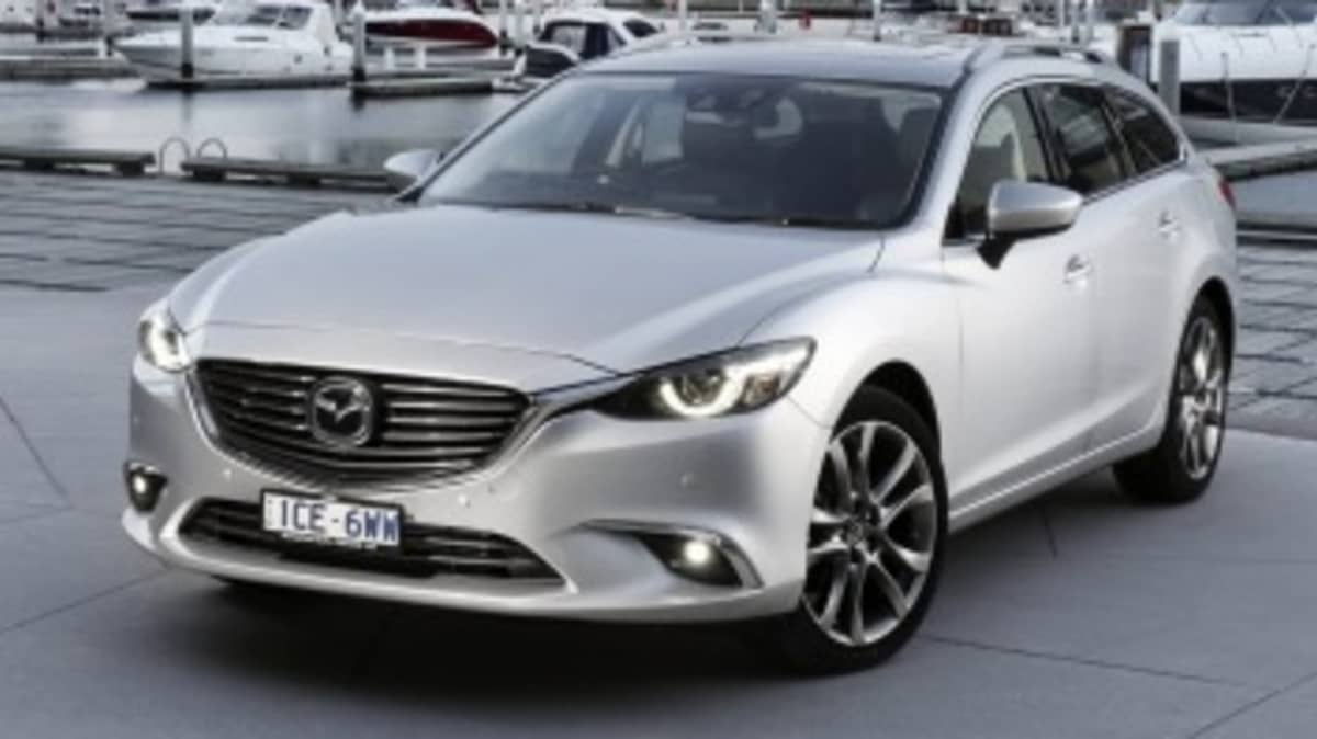 Mazda blends a classy look with strong ownership credentials.