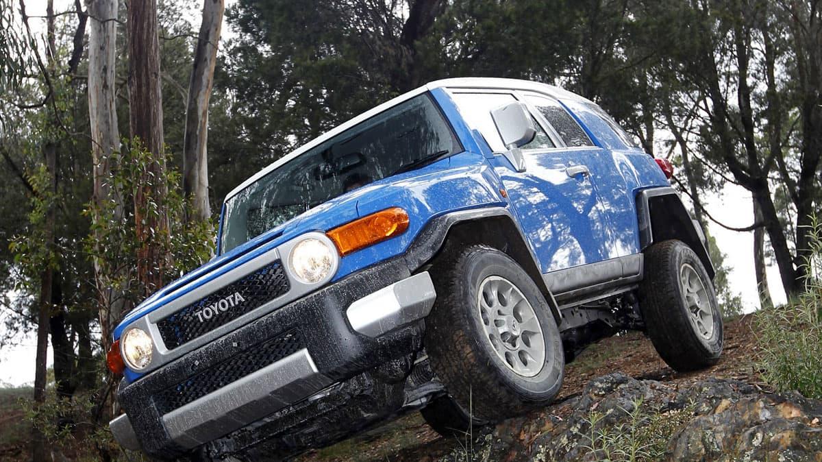 Toyota FJ Cruiser Set For Australian Debut In March