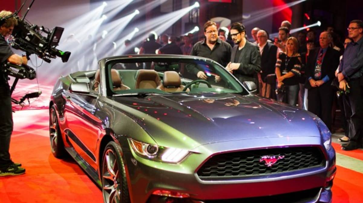 The Week That Was: Ford Mustang Revealed, Holden Departure Rumours