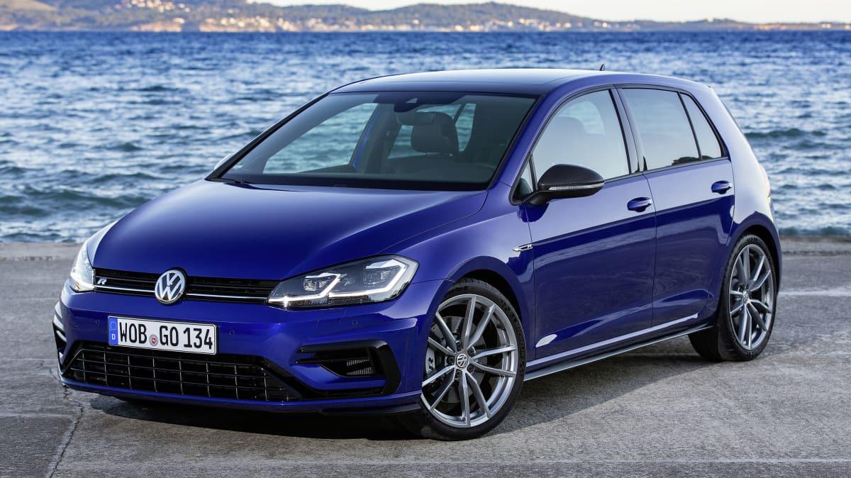 Volkswagen Golf R Special Edition confirmed