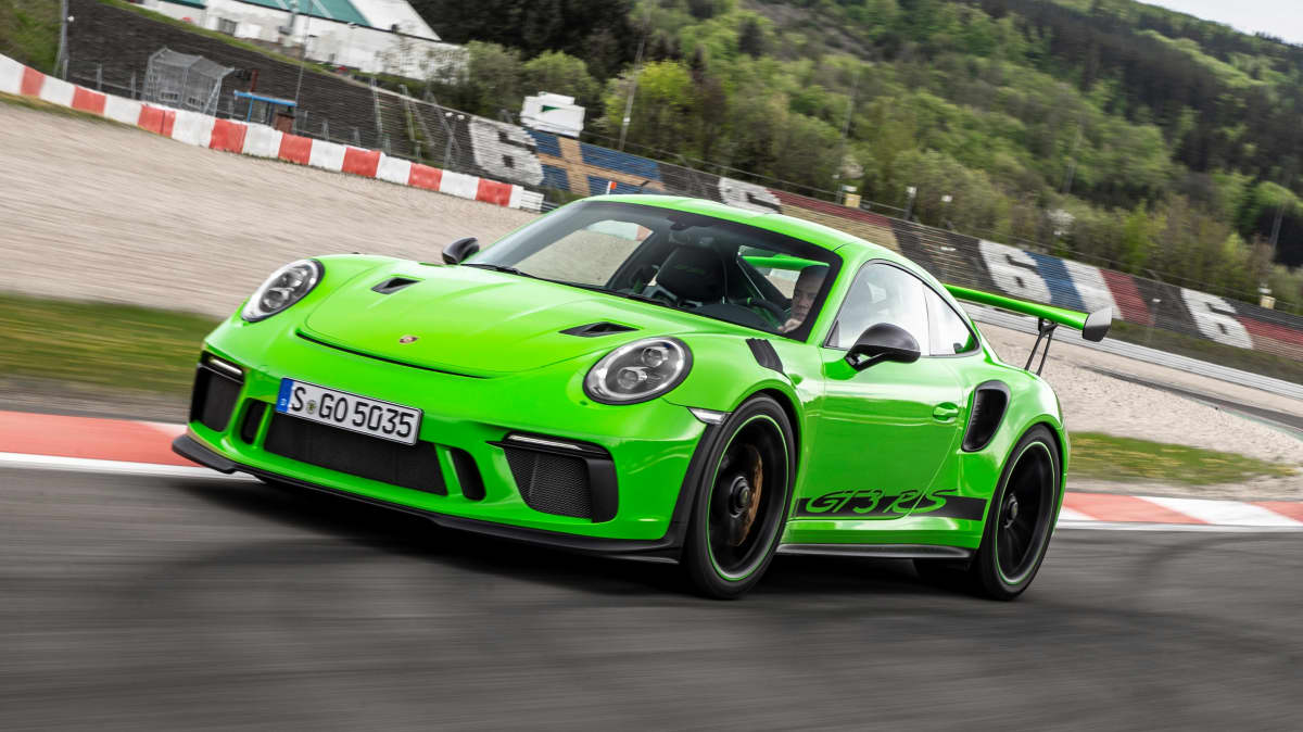 The Porsche 911 will stay petrol-powered for as long as possible.