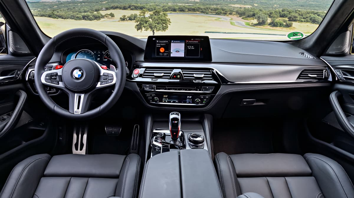 BMW M5 Competition 2018 Review-4