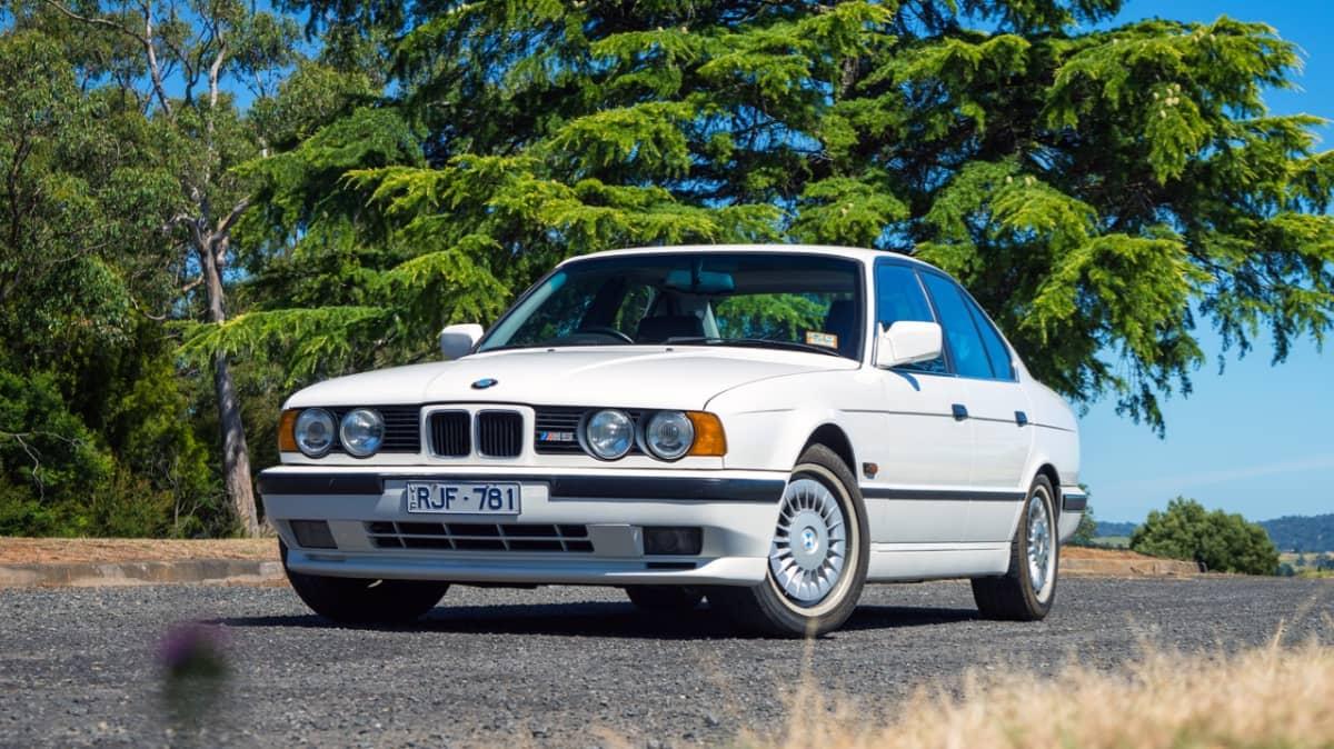 BMW acquires 'original' M5 ahead of latest generation launch