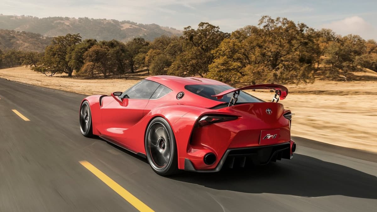 Toyota Supra Expected To Be Auto-Only