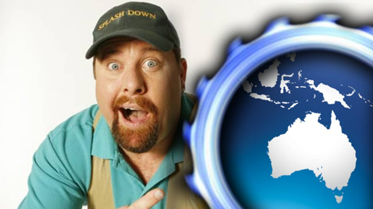 Top Gear Australia's New Hosts: Morrison And Brown Out, Ewen Page And Shane Jacobson In