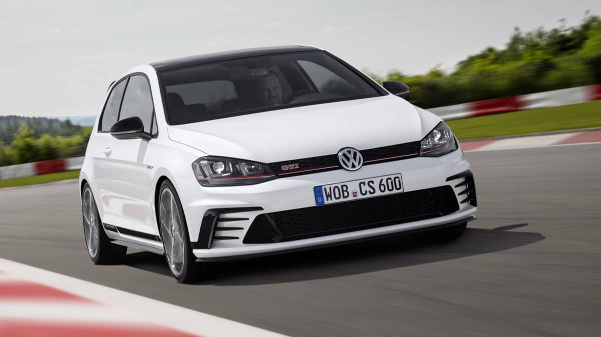 2016 Volkswagen Golf GTI 40 Years Special Edition Due Here In June