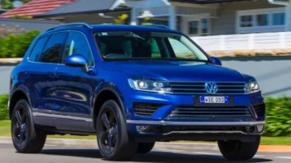2016 Volkswagen Touareg Wolfsburg Edition review