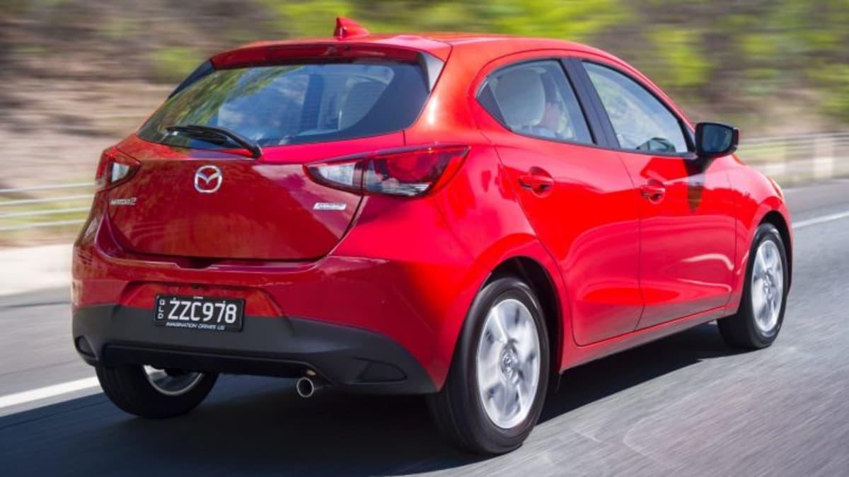 2017 Mazda2 GT