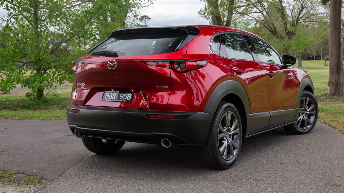 2021 Mazda CX-30 review: Astina X20 (Skyactiv-X) AWD-0