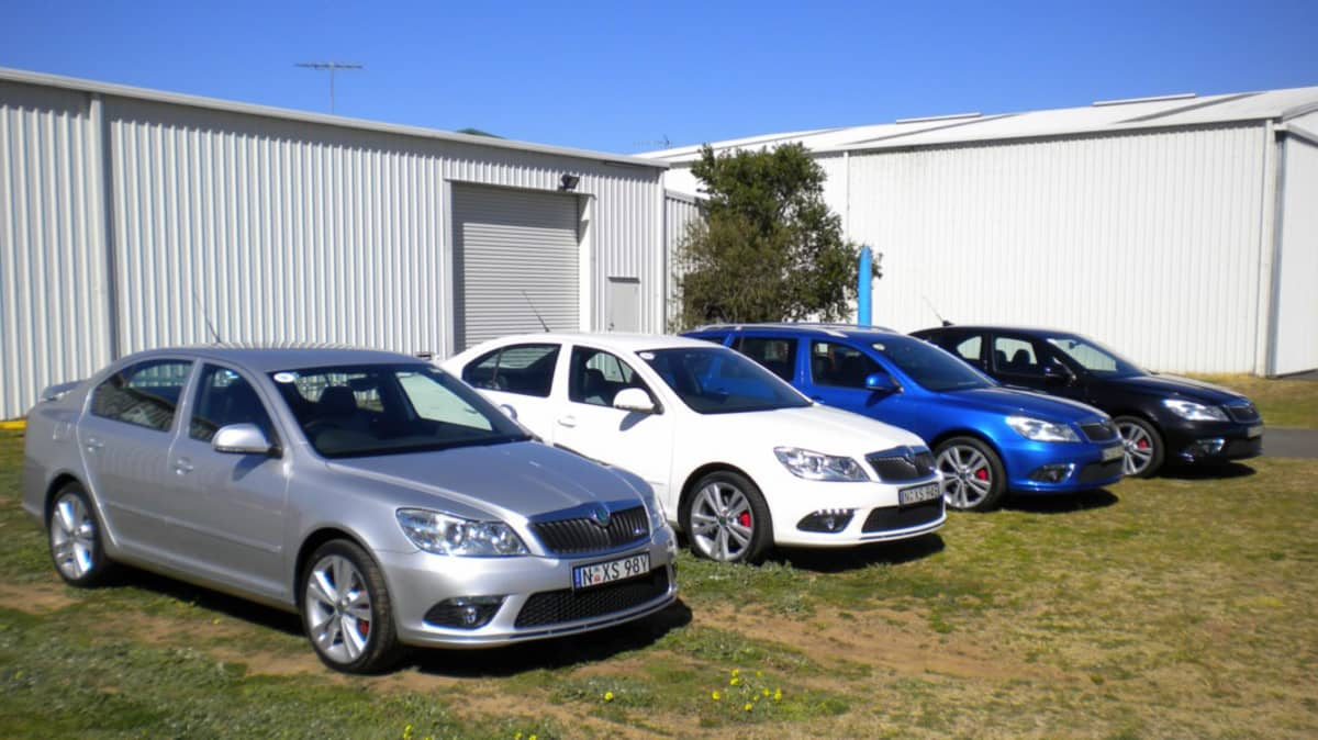 2009 Skoda Octavia RS First Drive Review-4