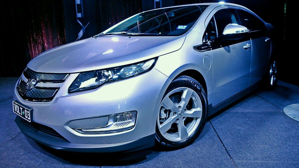 2013 Holden Volt Technology Review