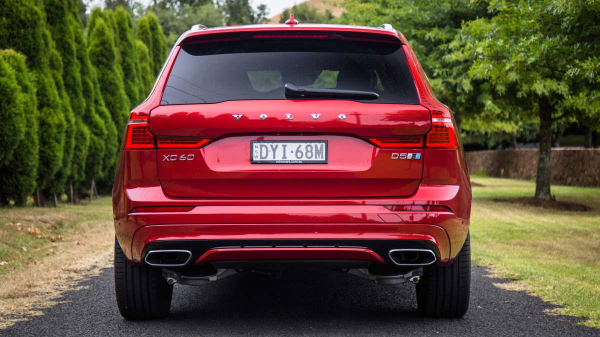 Volvo Australia diesel range pared down for 2021 model year