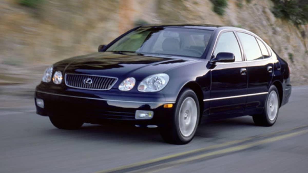 Lexus GS And IS Recalled For Fuel Sensor Leak