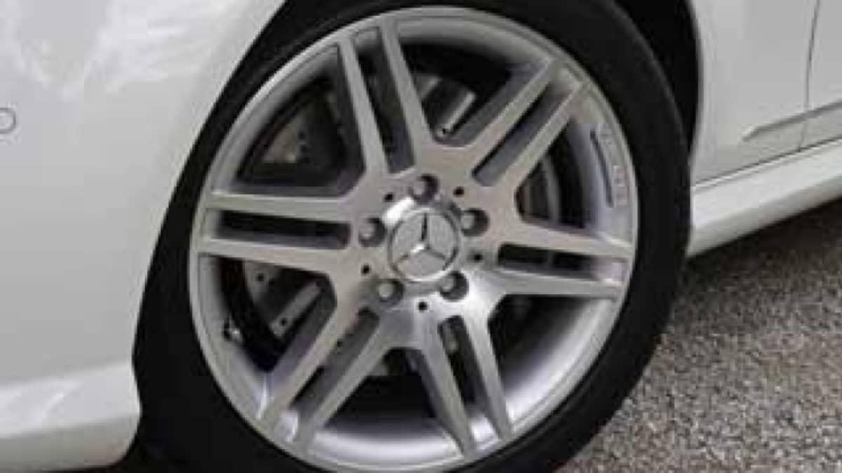 Q&A: Repairing alloy wheels