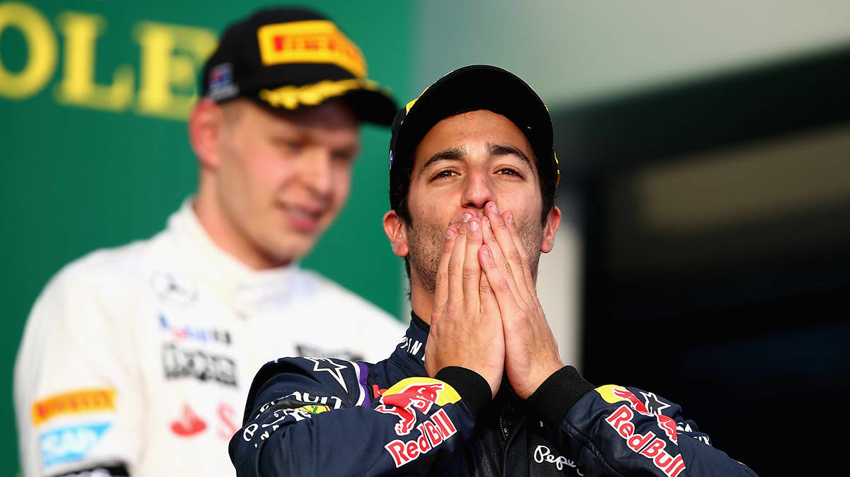 F1: Red Bull Formally Appeals Ricciardo Exclusion, McLaren Weighs In