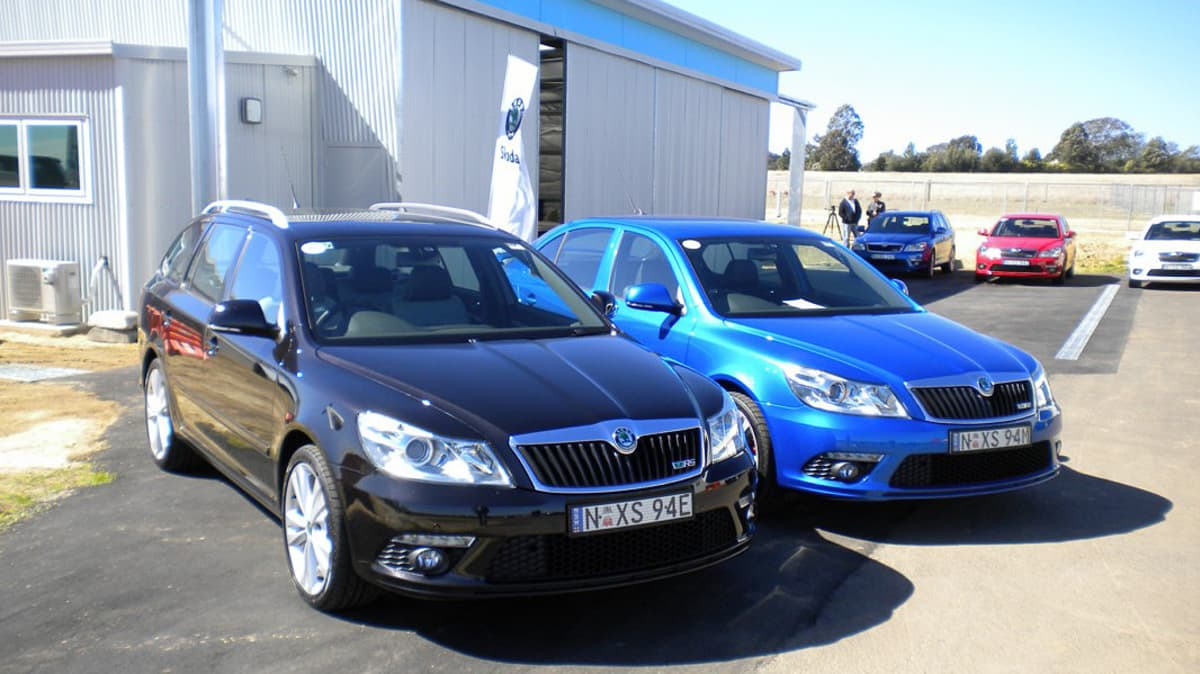 2009 Skoda Octavia RS First Drive Review-3