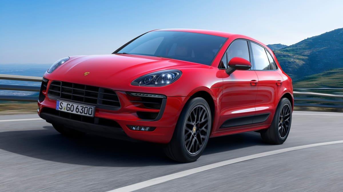 Porsche Announces Macan GTS, To Slot In Between Macan S and Turbo