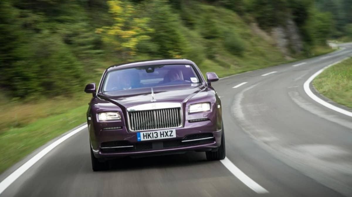 2013 Rolls-Royce Wraith