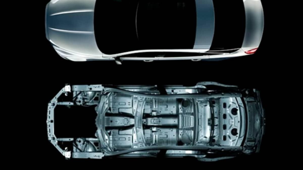Jaguar Releases New Image And Video Interview For 2010 Jaguar XJ