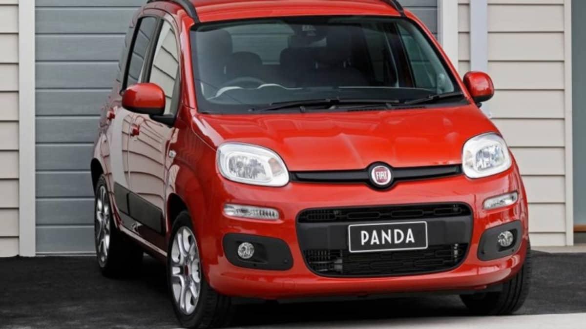 Fiat Panda Lounge.