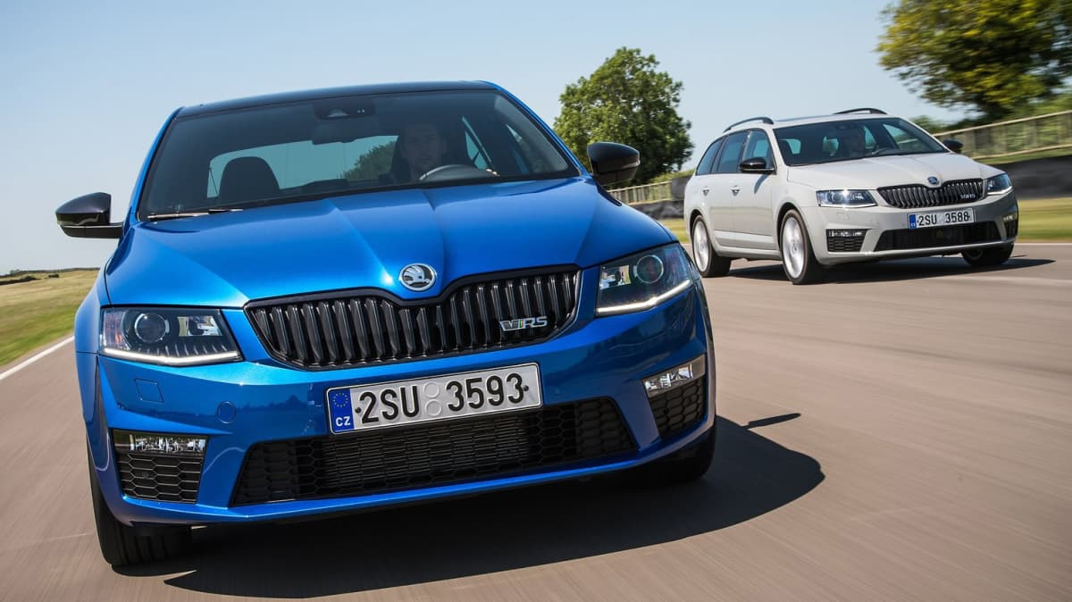 Skoda Working On 206kW Octavia RS Flagship: Report