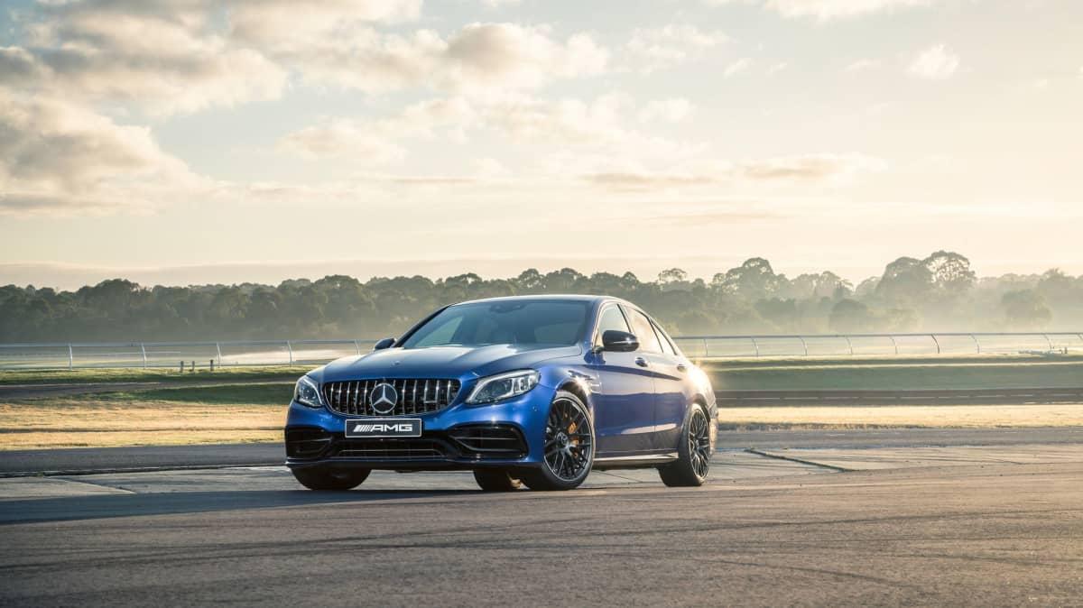Mercedes-AMG C63 Track Test-0