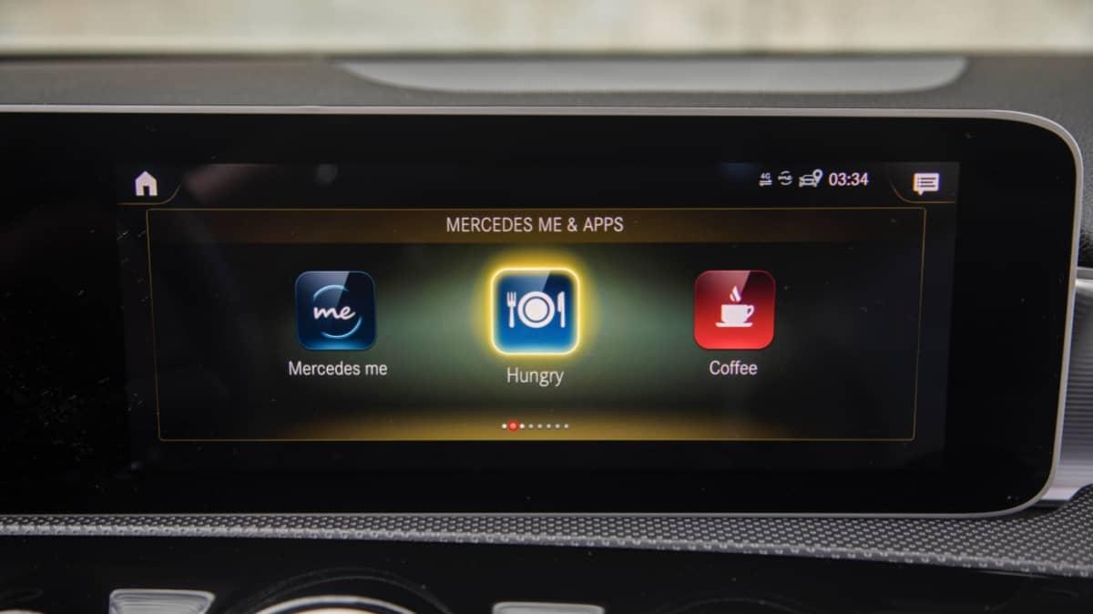 2018 Mercedes-Benz A-Class sedan first drive review-0