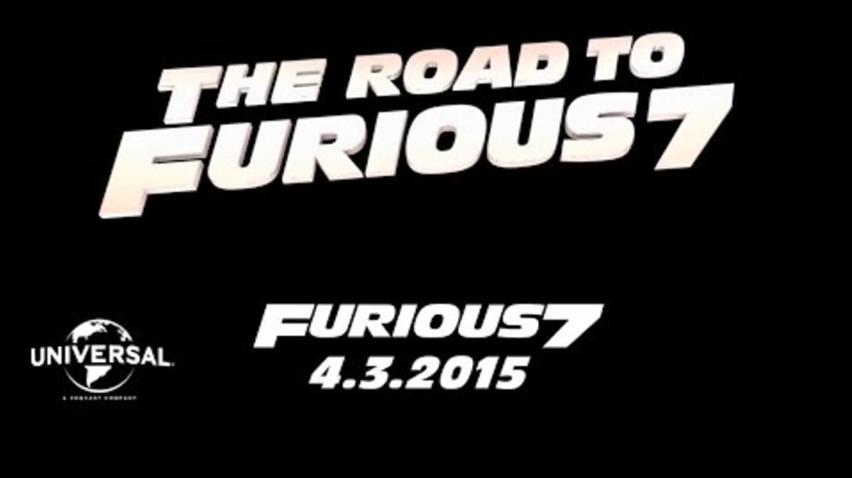 Fast & Furious 7: Memory Lane