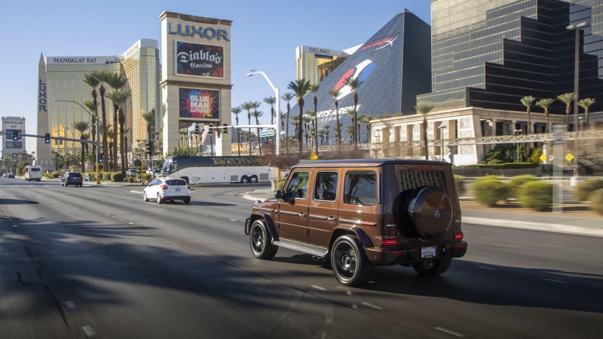 Great Drive: Las Vegas to Los Angeles-2