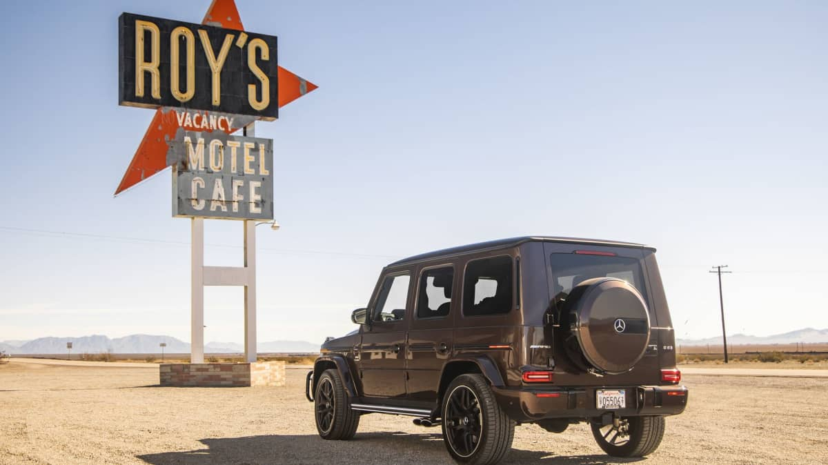 Great Drive: Las Vegas to Los Angeles-4
