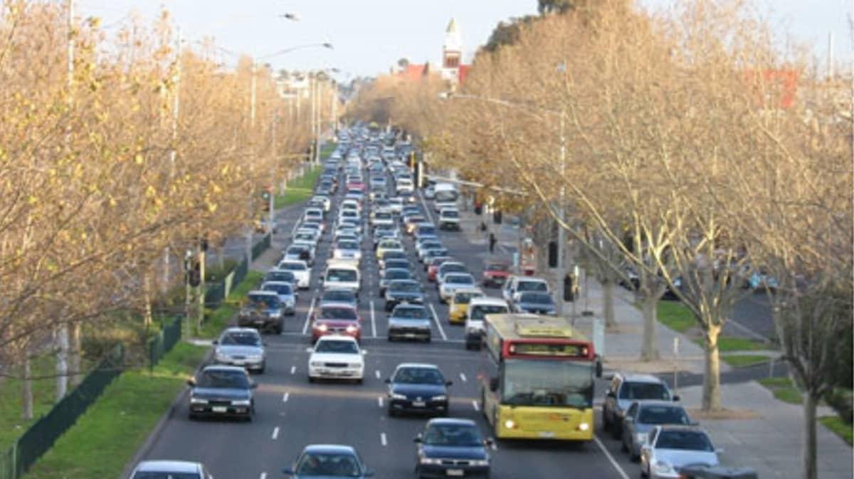 A New Tax Slug For Melbourne Motorists...CBD A No-Go Zone?