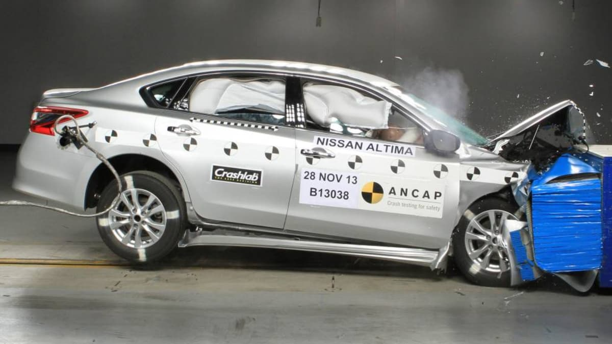 ANCAP: 5 Star Safety For EcoSport, MU-X, Altima, Hilux, S-Cross And More
