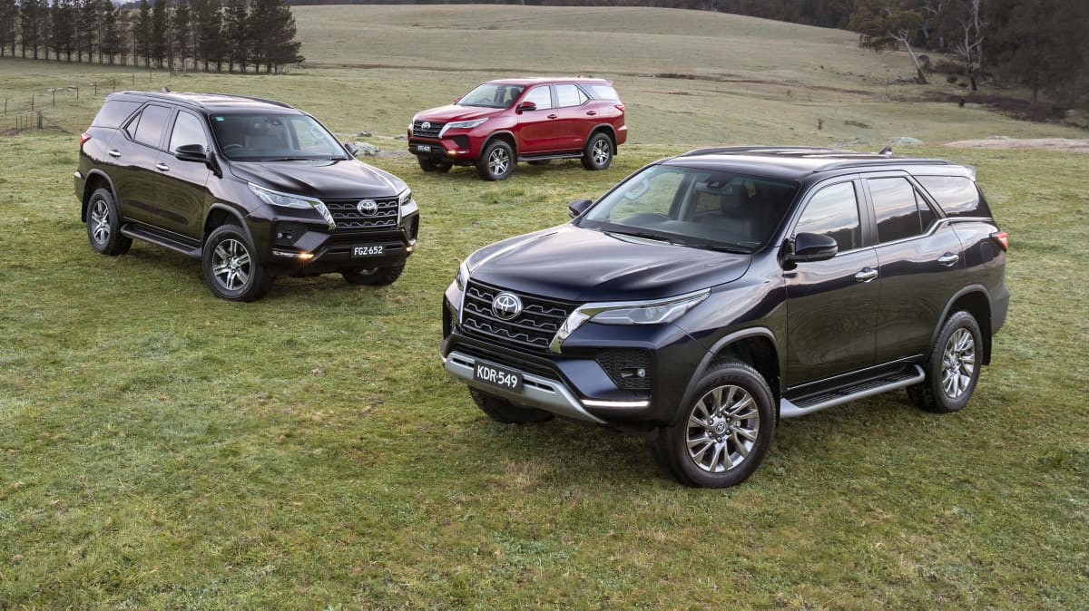 2021 Toyota Fortuner price and specs: Facelifted off-road SUV arrives