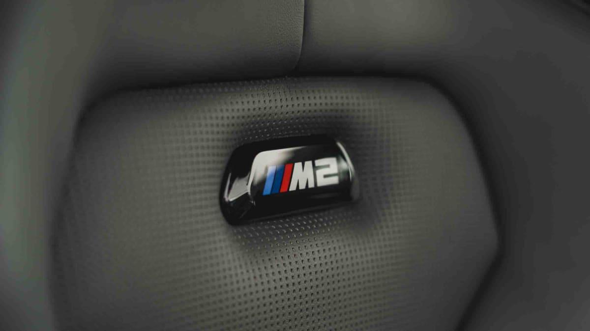 2021 BMW M2 CS manual review-3