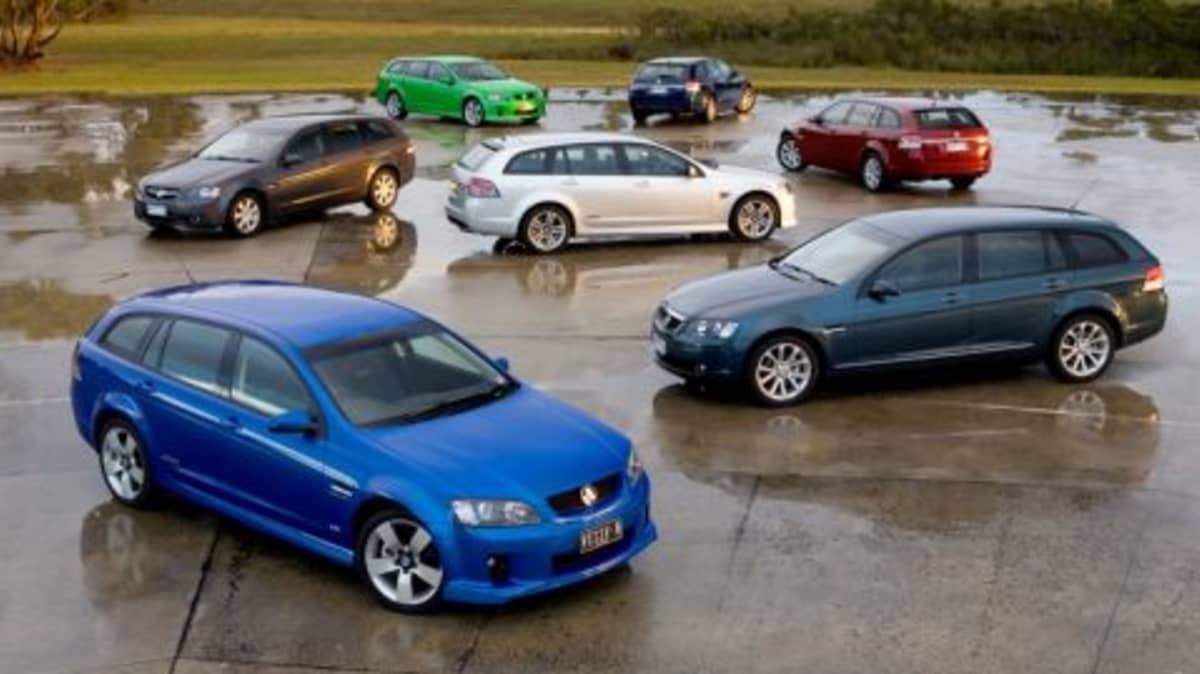 VE Sportwagon First Australian Built Wagon to Achieve 5-star Safety Rating