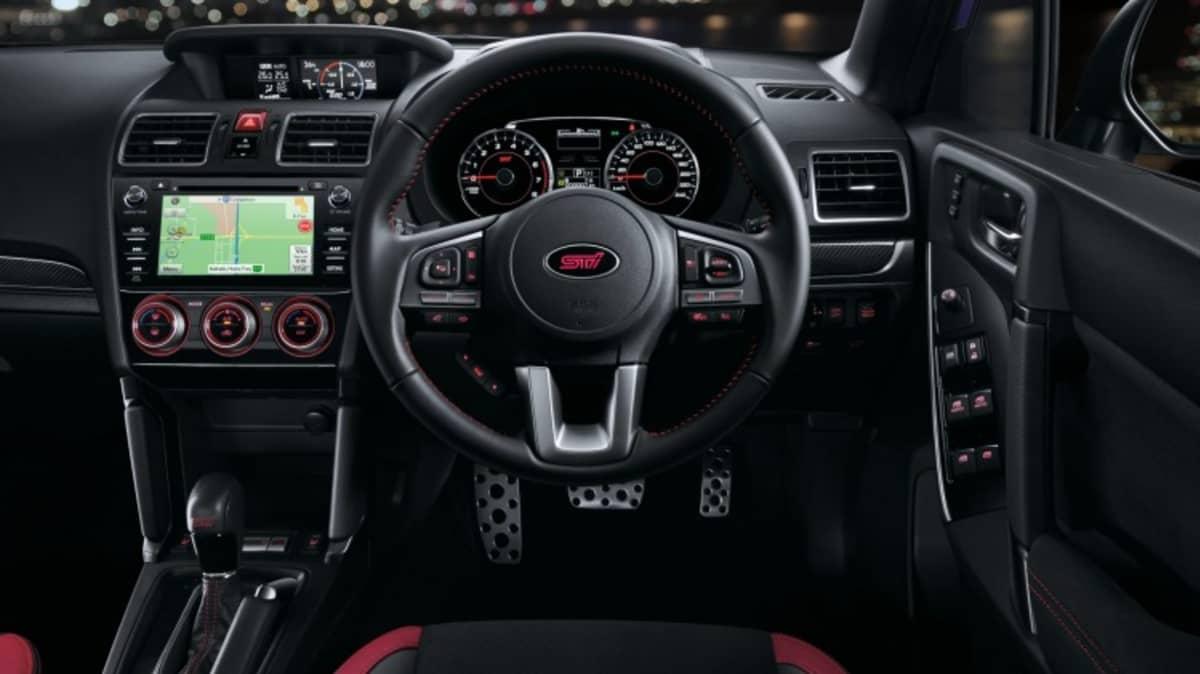 2016 Subaru Forester tS.