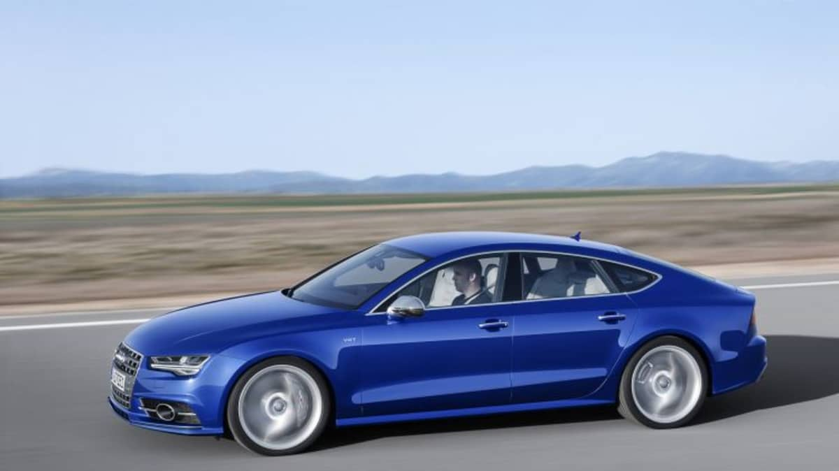 2015 Audi S7 first drive review