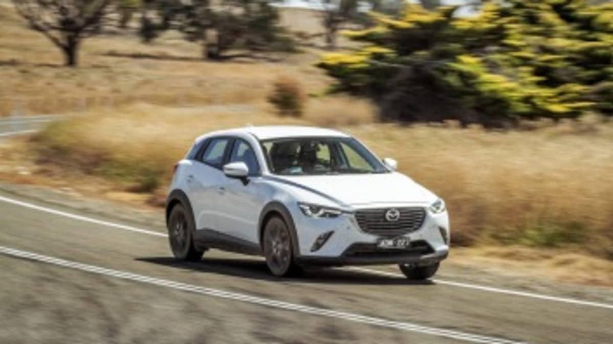 Baby SUV comparison: Mazda CX-3