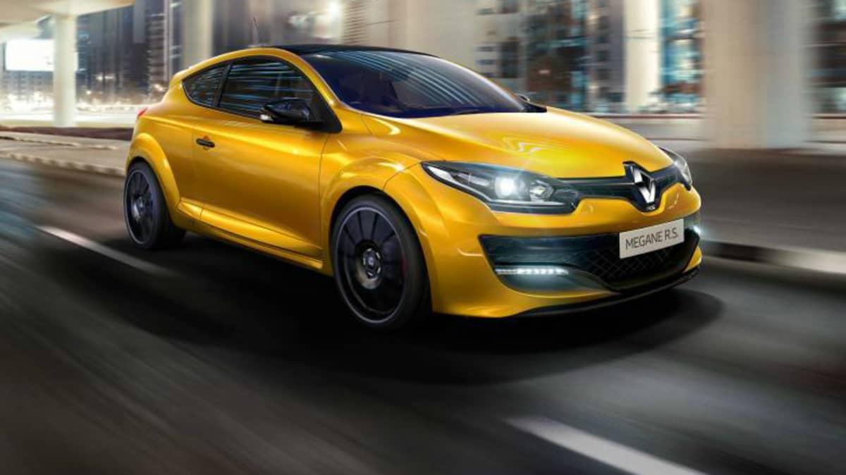 Renault Megane RS 275 Cup Premium Joins Australian RS Range