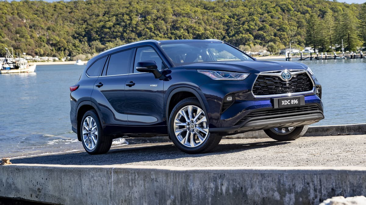 2021 Toyota Kluger launch review-1