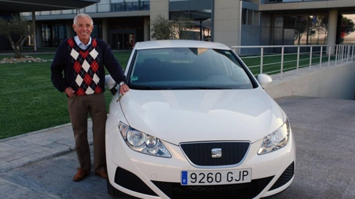 Seat Ibiza ECOMOTIVE Manages 1562km Off One Tank
