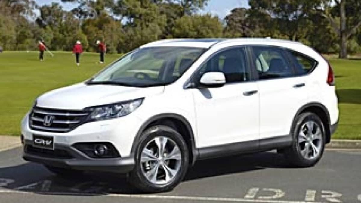 2012 Honda CR-V 4WD VTi-L